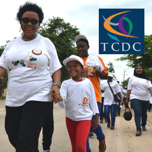 Hundreds Take Part in the Malaria Safe 5k Walk on World Malaria Day 2015